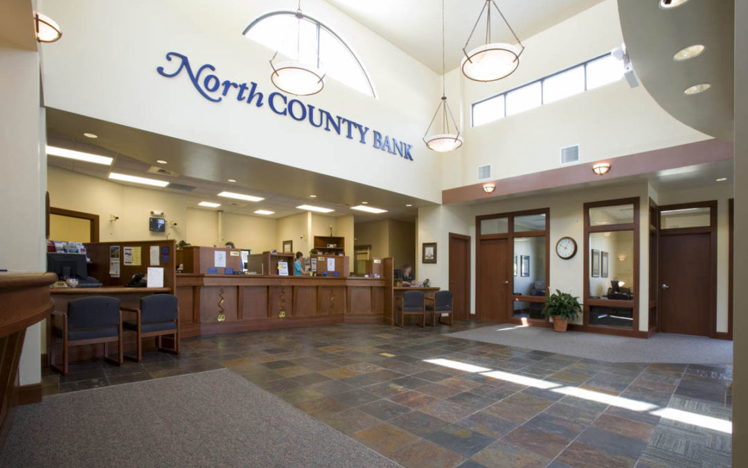 North County Bank, Everett WA