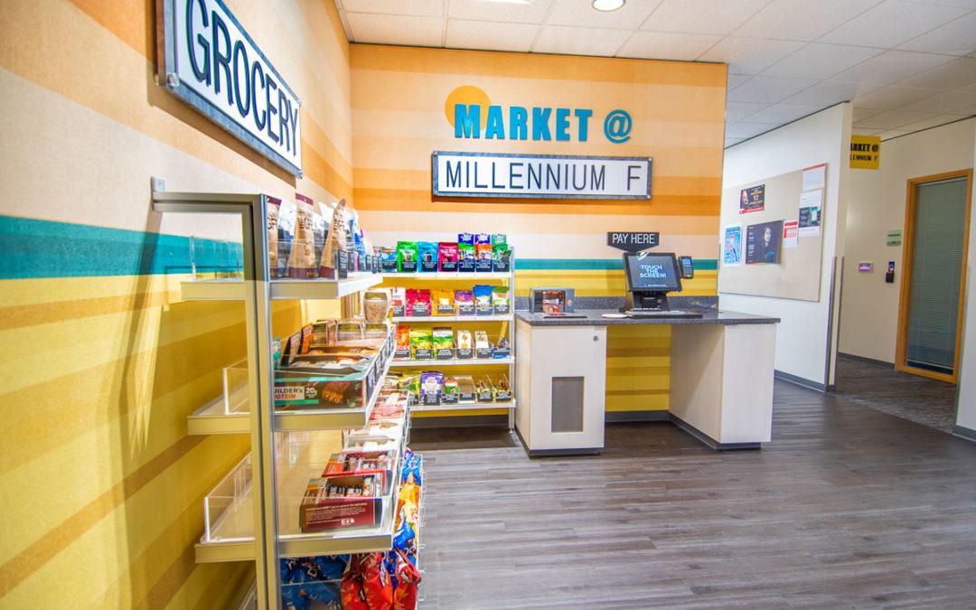 Market at Millennium