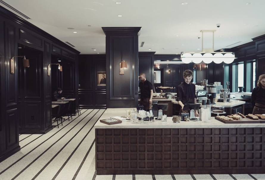 Otto's Coffee & Fine Foods – Adolphus Hotel
