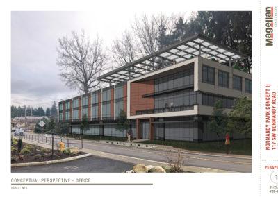 2020-01-27_Normandy Park Concept II_Conceptual Sketch_Office-20-010
